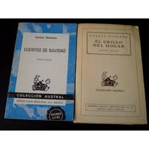 Cuentos De Navidad / El Grillo Del Hogar. Dickens Ch.
