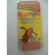Trampa De Pegamento P/ Cucarachas Y Demás Insectos Rastreros