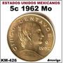 5 Cent 1962 Unc Bu
