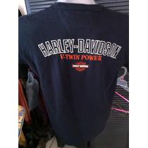 Harley Davidson Playera Talla M