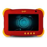 Tablet Ghia Kids Gtkids7 7  8gb Rojo Con Memoria Ram 1gb