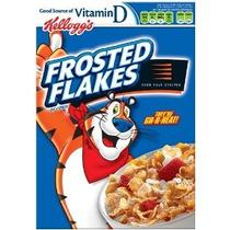 Frosted Flakes Cereal Cajas De 15 Onzas (paquete De 4)