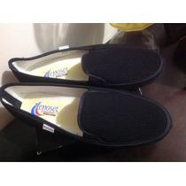 Zapato Mocasín Reposet Textil Num 29 Casual Descanso.