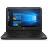 Hp Laptop 240 G5 Intel N3060 4gb Ram 500 Dd Win10 Pro Nueva