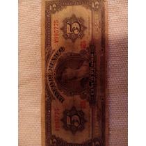 2 Billetes Antiguos 5 Pesos Gitana 1969 Y 1970 Vintage