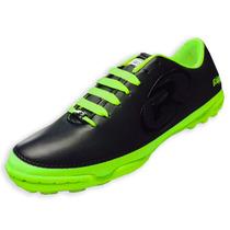 Tenis Zapato Futbol Rapido R55 Amarillo Ruggel Galgo