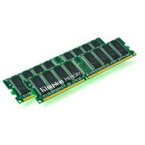 Kingston System Memory 1gb Ddr2-800 Cl6, 1 X 1 Gb, Ddr2