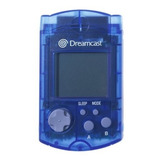 Visual Memory Unit Memoria Sega Dreamcast Original Nueva