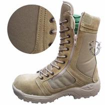 Bota Ranger,tipo Swat,color Kaki,camello,original Armystore