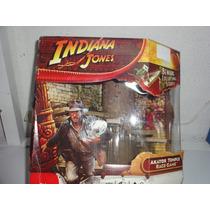 Indiana Jones Y El Reino De La Calavera De Cristal.