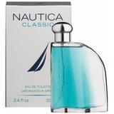 Perfume Nautica Classic Para Caballero 100ml 100% Originales