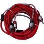 Cerwin Vega Crv17 Cables Rca 2 Canales Accesorios