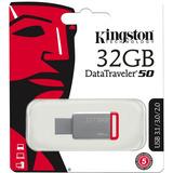 Kingston Memoria Usb 3.0 Flash Datatraveler 32 Gb Dt50/32gb