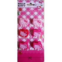 Fiesta De Hello Kitty, Accesorios Para El Cabello, Original