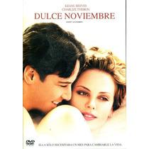 Dvd Dulce Noviembre ( Sweet November ) 2001 - Pat O´connor