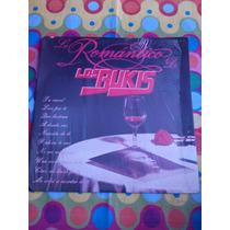 Lo Romantico De Los Bukis Lp 1988