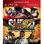 Super Street Fighter Iv - Playstation 3