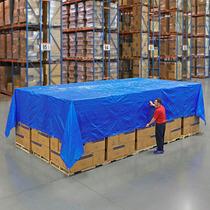 Lona Azul Estandar De 6.09 Mt X 9.14 Mt