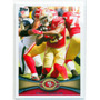 2012 Topps #230 Frank Gore San Francisco 49ers