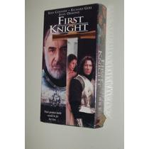 Vhs Lancelot: El Primer Caballero Con Sean Connery