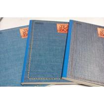 Cuaderno Prof Americano Jean Book Plastificado Collage Cosid