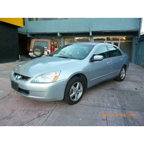 Honda Accord Lx 2005 Excelentes Condiciones 4 Cil Piel
