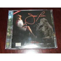 Jenni Rivera, Cd+dvd, En Vivo Desde Monterrey De Colección