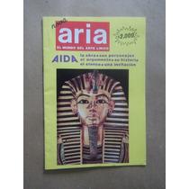 Revista Nova Aria,el Mundo Del Arte Lírico De 1990