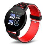 Reloj Inteligente Smartwatch Smartband Ip67 Contra Agua 119