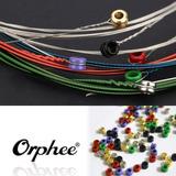 Cuerdas Para Guitarra Electrica De Colores  Orphee
