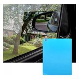 Pelicula Protectora Par Lluvia Espejo Lateral Auto Circular