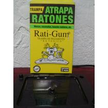 Trampa Charola Atrapa Ratones