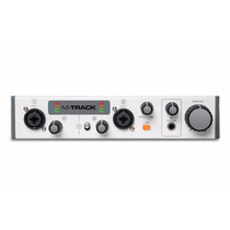M-track Ii Audio Interface Profesional 2 Canales Winners