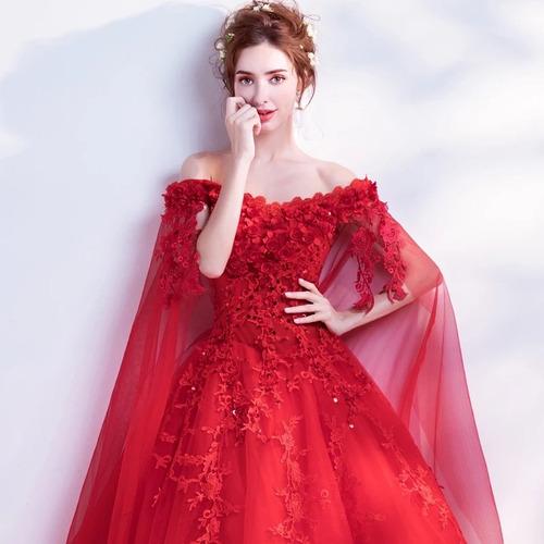 073cf7512 Vestido Xv Años Rojo Envió Gratis ! E-180815003 en venta en San Luis Potosí  San Luis Potosí por sólo   3400