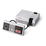 Nintendo Nes Classic Mini Gris Y Blanco