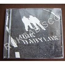 Cd - Dvd, Obk, Babylon, España