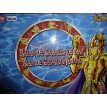 Caballeros Del Zodiaco Blan De Caballo De Mar