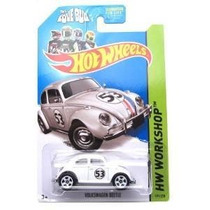 Hot Wheels 2014 Volkswagen Beetle. Bug Herbie The Love. Hw T