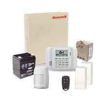 Alarma Residencial Inalámbrica Honeywell Kit No. 3