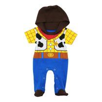 amplia selección moda atractiva la mejor moda Mameluco Vaquero Woody Disney Toy Story Original Disfraz4617 ...