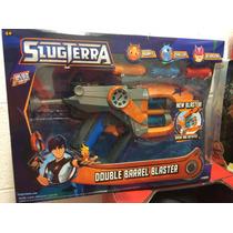 Pistola De Bajoterra O De Slugterra Babosas