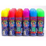 Serpentina 250 Ml En Spray/aerosol De Diferentes Colores