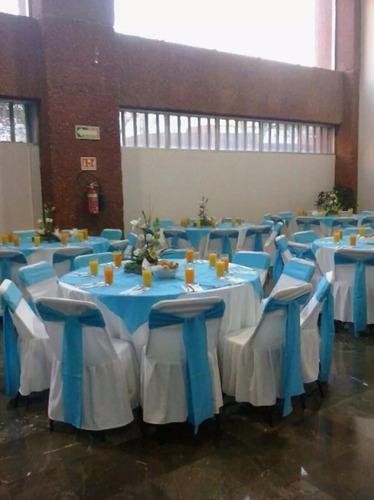 Renta De Sillas, Mesas,carpas, Lonas Y Todo Para Su Evento