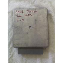 Computadoras Para Mazda 2001. Motor 2.5