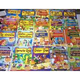 Cuentos Clásicos Ilustrados Infantiles Pack 20 + Regalo Envi