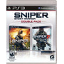 Sniper Ghost Warrior Double Pack Ps3 Nuevo