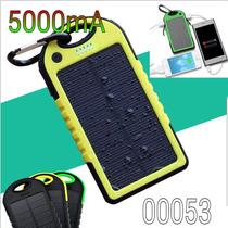 Bateria Solar De 5000 Ma