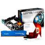 Kit De Actualizacion Amd Fx 4300 3.8ghz 4gb Hyperx Asrock