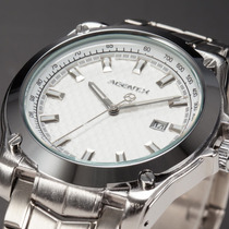 Reloj Caballero Agentx Shark Piel Acero Diferentes Precios