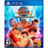 ..:: Street Fighter 30 Aniversario ::.. Para Ps4 En Game Cen